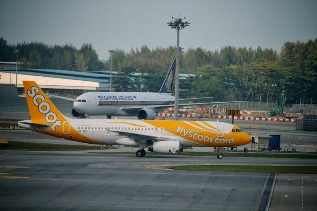 DESTINASI BARU: Scoot kini menawarkan penerbangan ke Berlin empat kali seminggu.