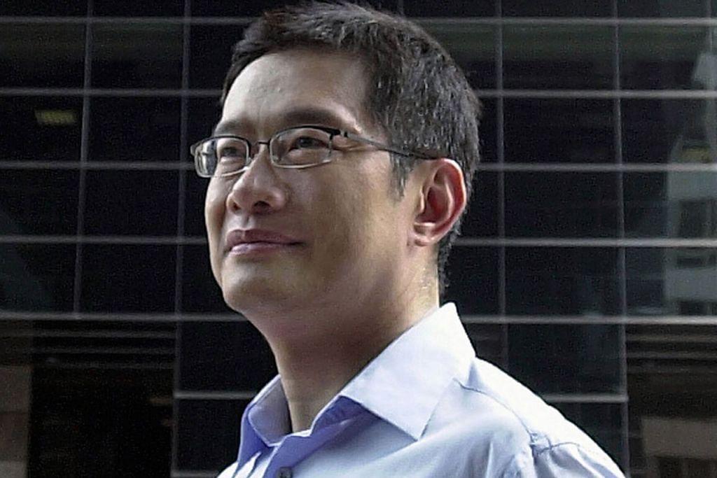 PENGERUSI BARU CAAS: Encik Edmund Cheng Wai Wing