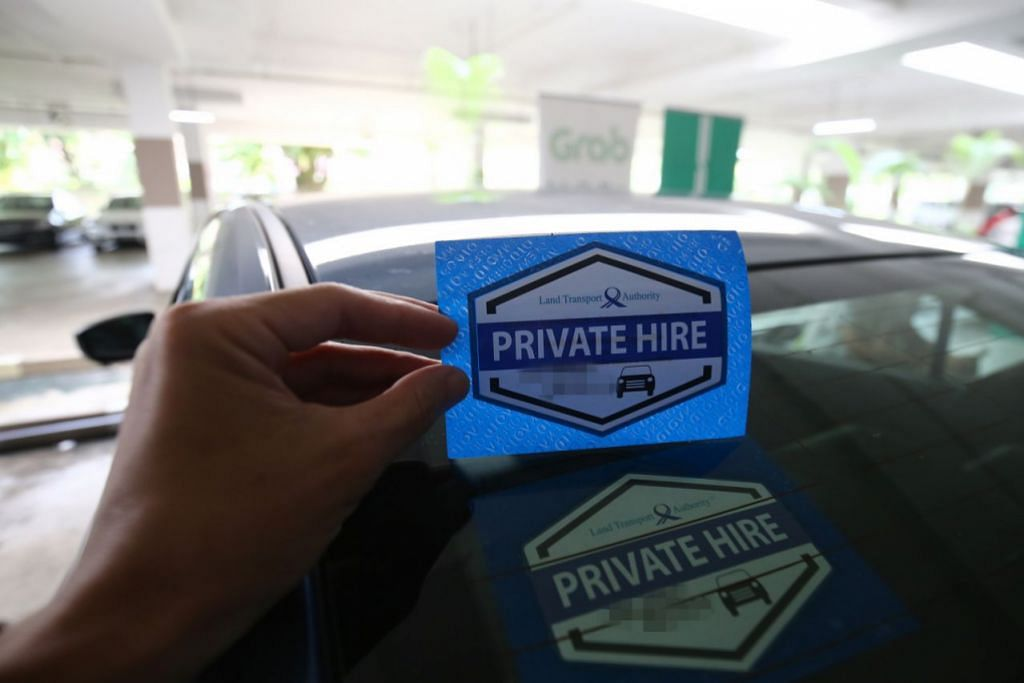 Only 51 per cent of private-hire car drivers attain vocational licence by June 30 deadline