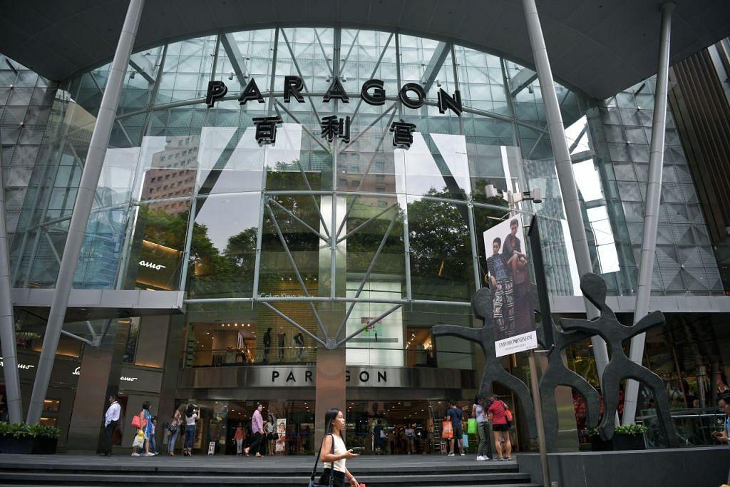 Pusat beli belah Paragon sebagai sebuah pusat beli-belah fesyen premium