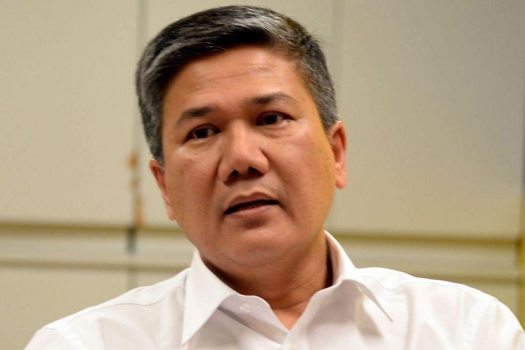 Encik Azmoon Ahmad, Anggota Parlimen Dilantik (NMP)