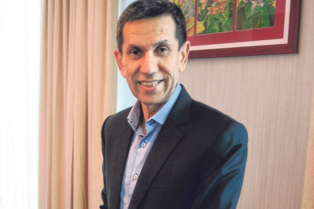 Ketua bagi Program Pengajian Hubungan Silang Agama dalam Masyarakat Majmuk (SRP) di Sekolah Pengajian Antarabangsa S Rajaratnam (RSIS) di Universiti Teknologi Nanyang (NTU) Singapura, Haji Mohammad Alami Musa