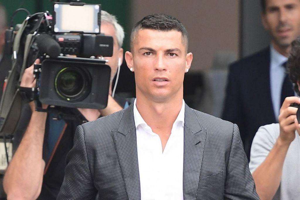 SESUATU YANG LEBIH: Cristiano Ronaldo memberikan 'sesuatu yang lebih' buat Juventus dan berupaya membantu mereka memenangi Liga Juara Juara, kata Andrea Pirlo. - Foto AFP