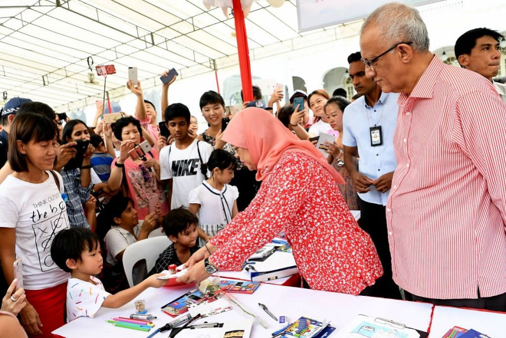 Istana Open House in conjunction with National Day