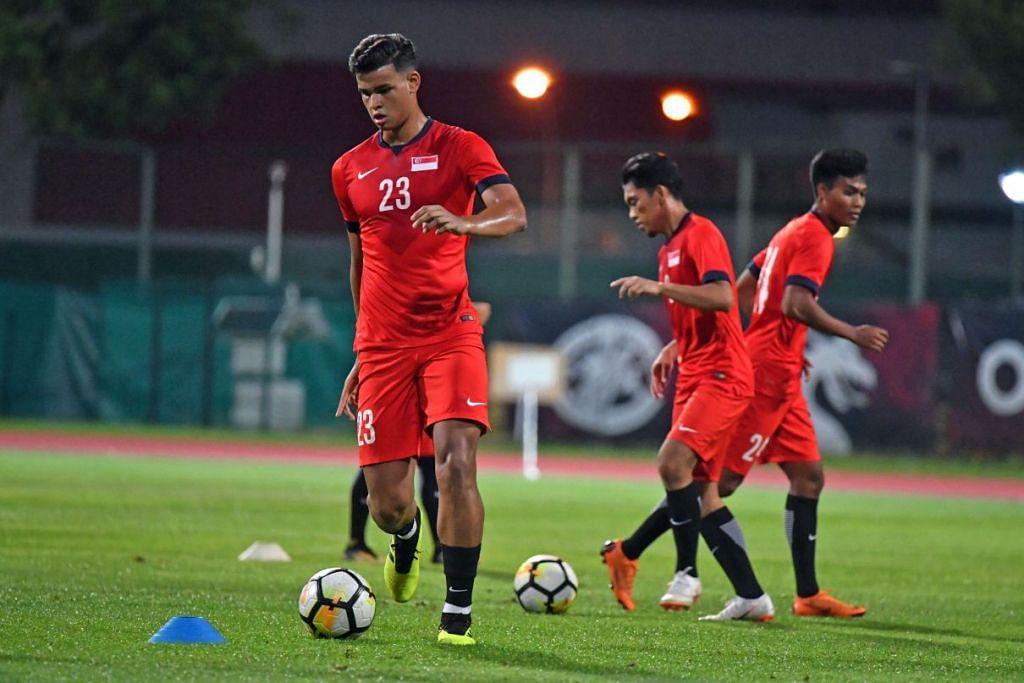 Irfan Fandi edges closer to dream European move to Portuguese top-tier side Braga
