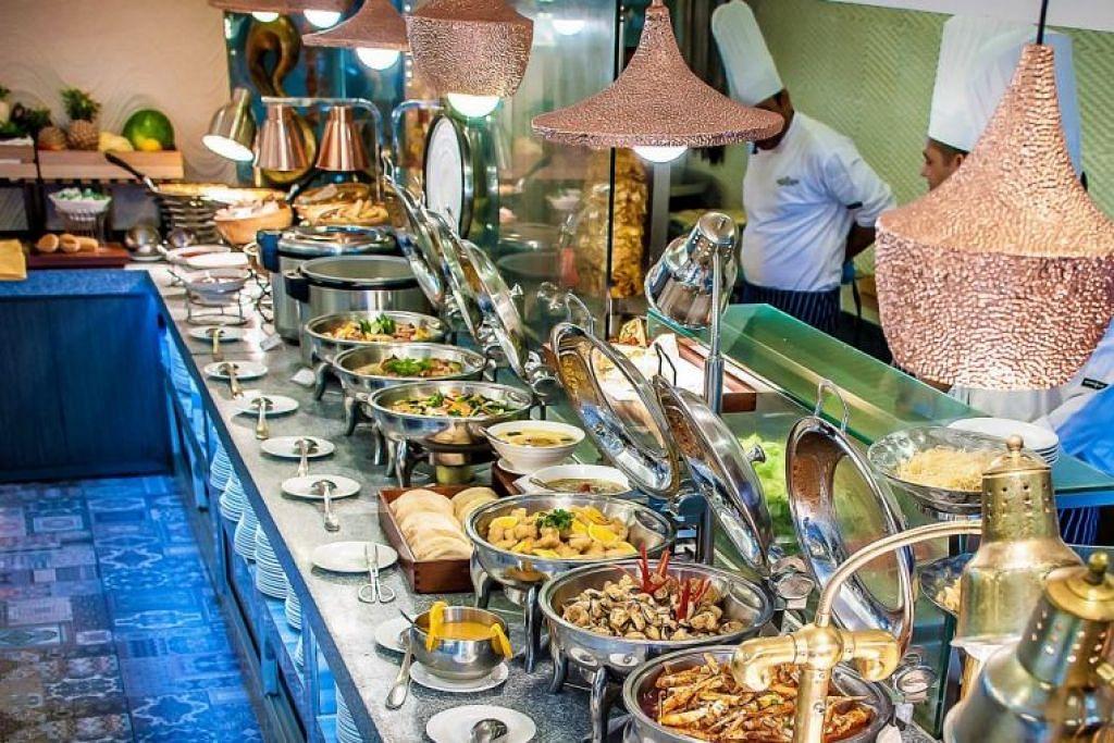 FOTO: Restoran The Landmark