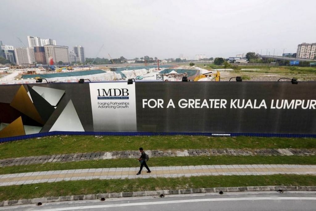 Singapore to return $15m in 1MDB-linked funds to Malaysia