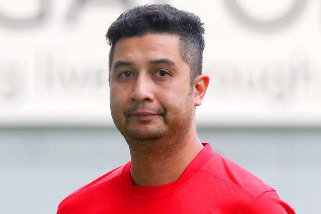 Bekas kapten nasional Aide Iskandar.