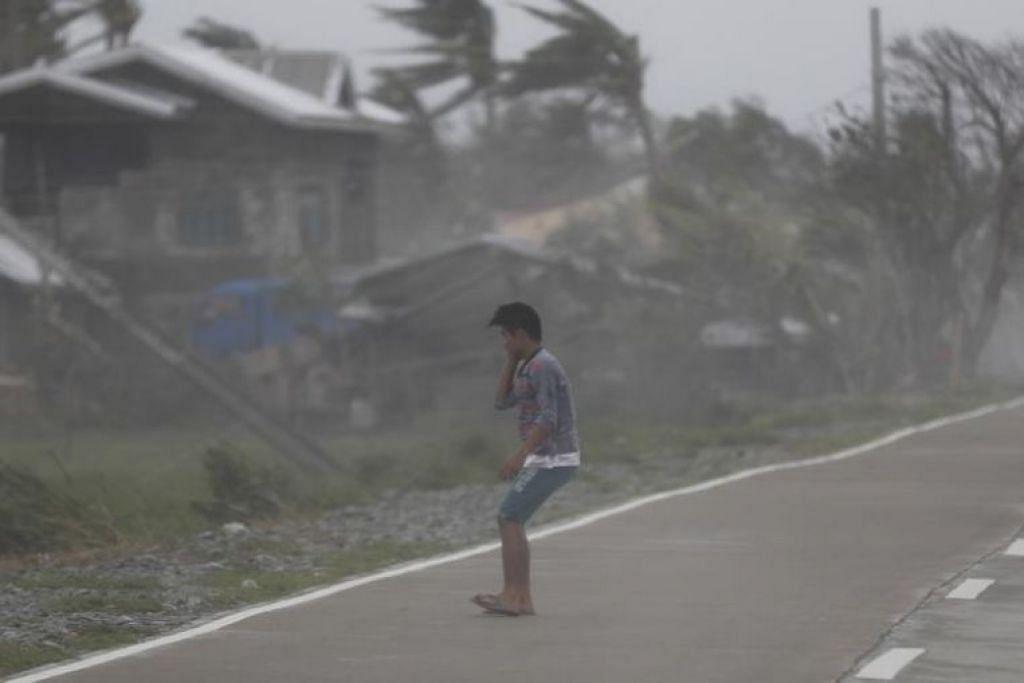 Jumlah kematian angkara 'Mangkhut' di Filipina hampir pasti meningkat apabila orang mula menilai kerosakan akibat  taufan itu.