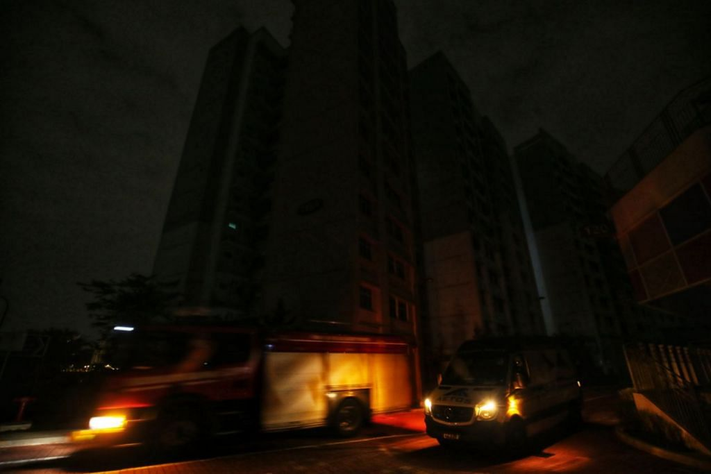 Blackout: SP Group says some customers continued to experience interruption after electricity supply was restored
