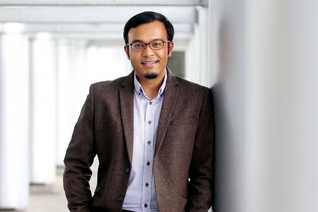 REBUT KESEMPATAN: Encik Khairul Anwar, yang menerajui pejabat Enterprise Singapore di Jakarta dan Surabaya, menggesa syarikat baru atau start-up setempat agar menerokai pasaran Indonesia. - Foto ZAOBAO