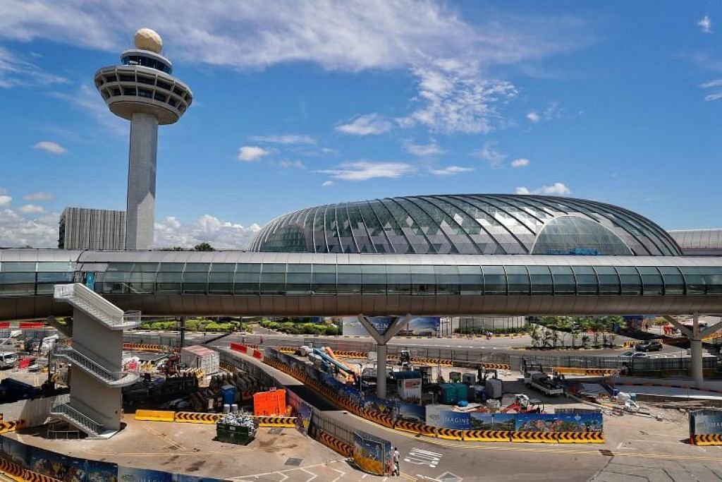 Changi is Asia's most connected international airport and 8th globally