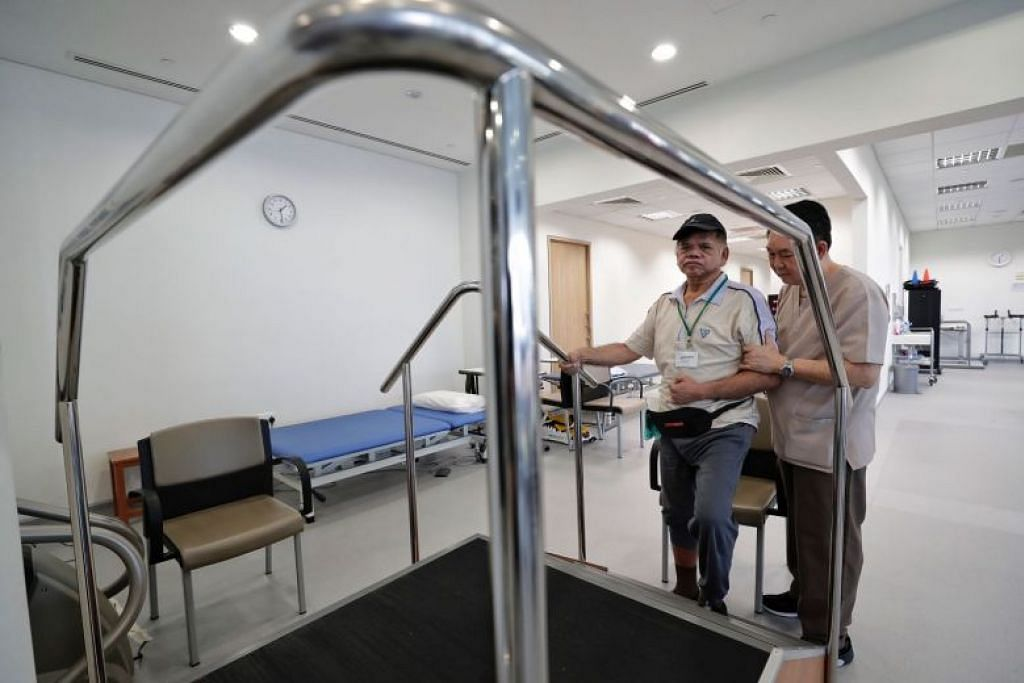 New hub in Tampines aims to take care of elderly's health and social needs