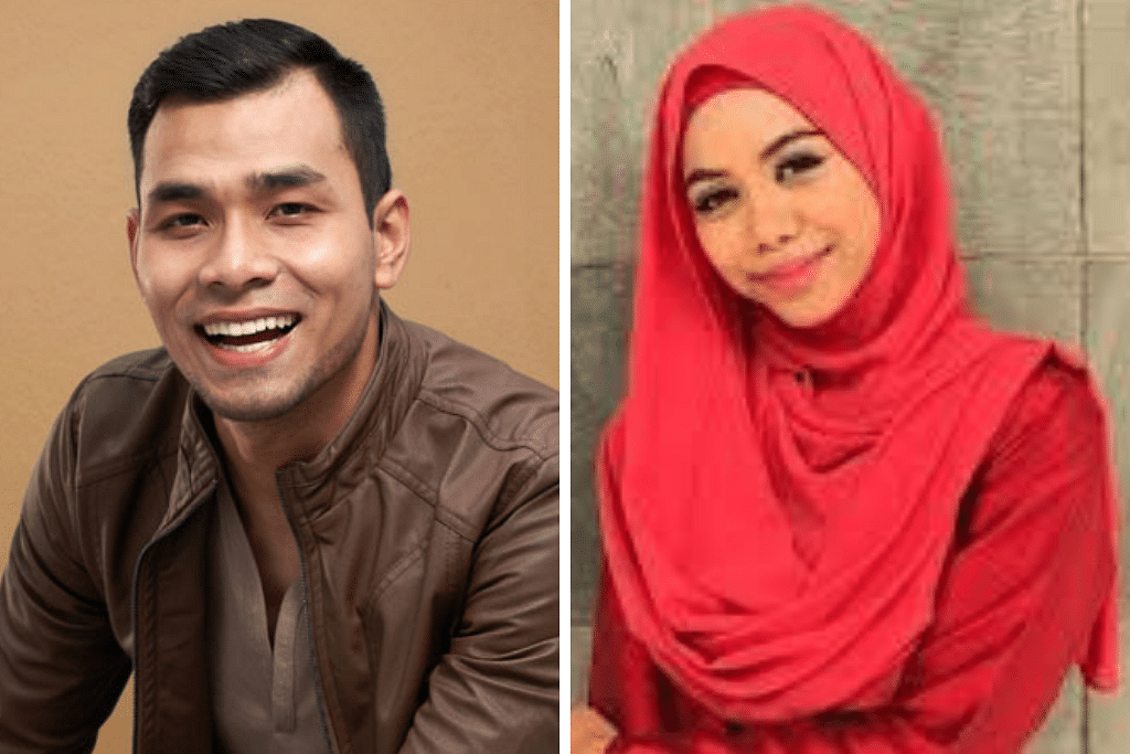 Syafiq Farhain and Sarah Suhairi Big Stage, Malaysia's reality singing competition