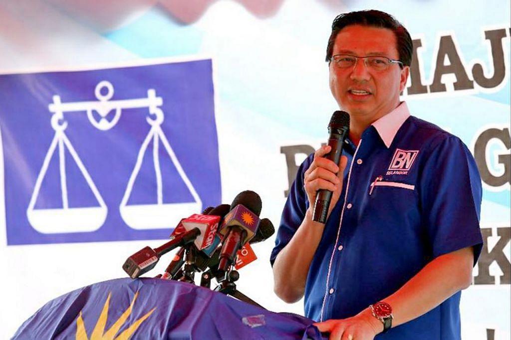 DATUK LIOW TIONG LAI: BN mesti terus berpegang pada prinsip perpaduan budaya dan mempertahankan keharmonian kaum di Malaysia. - Foto AFP
