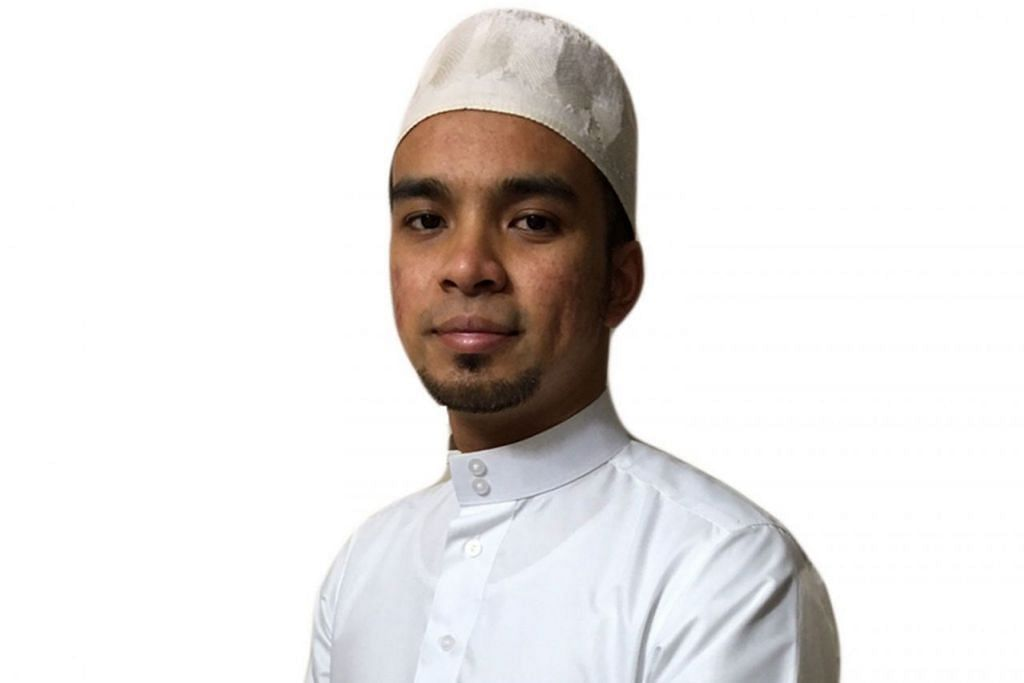 Ustaz Ahmad Faritz Mohamed Hairudin - Foto MASJID ASSYAFAAH