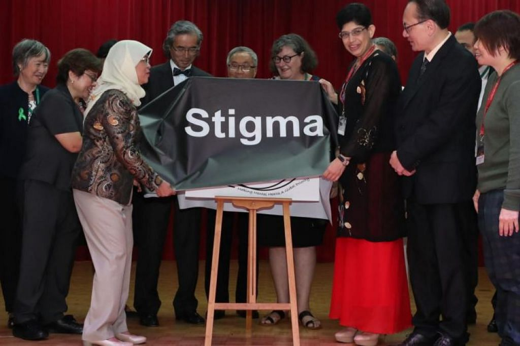 President's Challenge 2019 to focus on mental health, says President Halimah