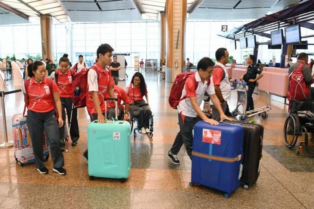 Para sports: Team Singapore athletes eager to perform at Asian Para Games