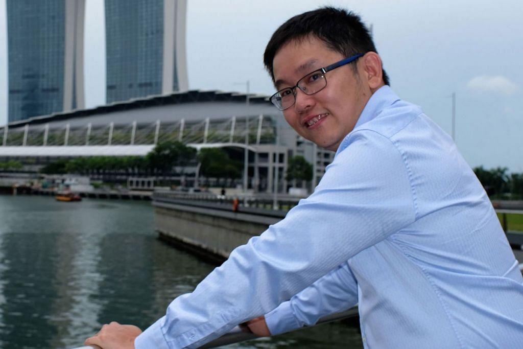 MAHU SEPADUKAN DATA, TEKNOLOGI DAN IMAGINASI: Encik Wee Hyong Tok percaya kecerdasan buatan (AI) memainkan peranan penting dalam usaha memastikan kesihatan bumi. - Foto MICROSOFT
