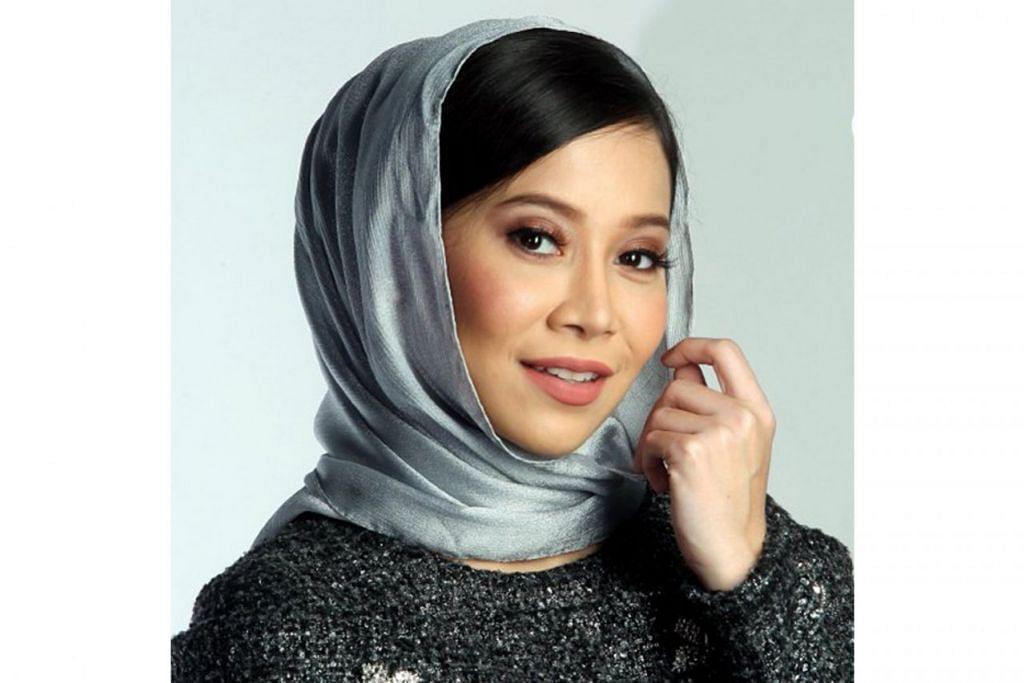 BERUSAHA BAIKI LAKONAN: Farah Nabilah sedang berusaha tingkatkan lagi prestasi lakonannya. - Foto HARIAN METRO
