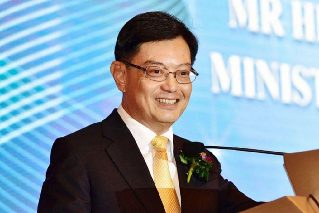 Swee Keat: Menteri muda perlu beri tumpuan pastikan S'pura terus maju