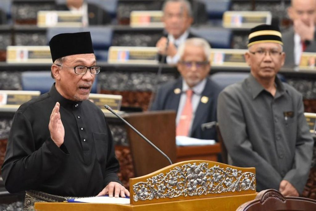 Anwar sworn in as Port Dickson MP, marking official return to Malaysian politics