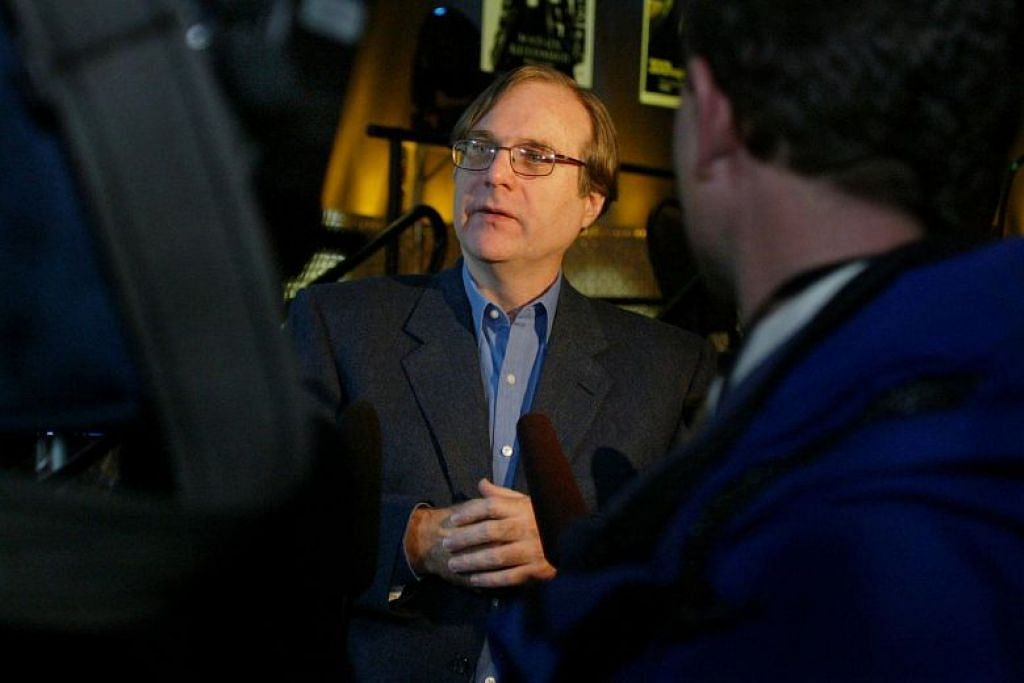 Pengasas bersama Microsoft Corp, Paul Allen, meninggal dunia pada usia 65 tahun akibat barah. FOTO: REUTERS
