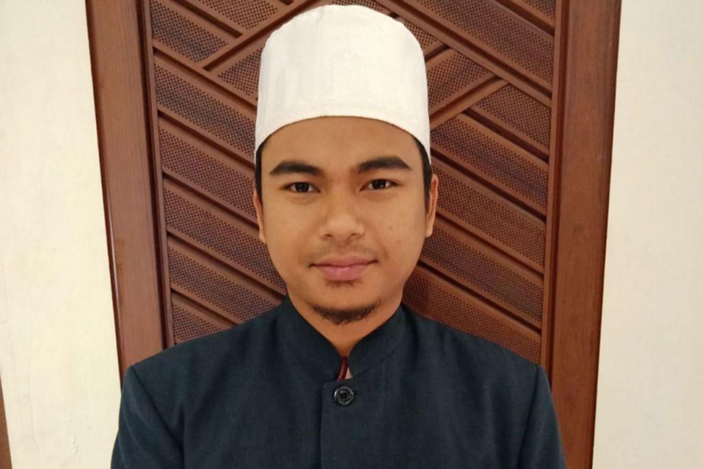 Ustaz Burhanuddin Sinuan.