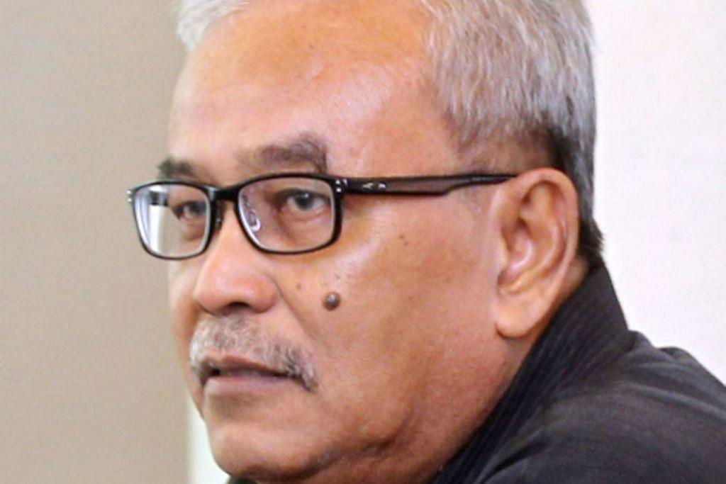 TOKOH BAHASA: Allahyarham Mohamed Naim Daipi. - Fota fail