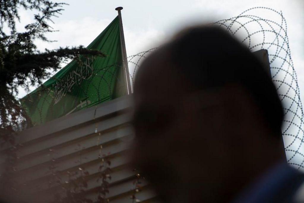AS dan negara Eropah mendesak Arab Saudi memberi penerangan lebih menyeluruh mengenai Jamal Khashoggi Foto: AFP