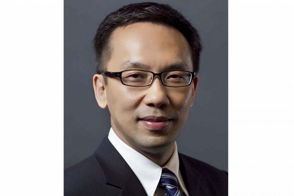 Encik Chan Heng Kee, Setiausaha Tetap Kementerian Kesihatan.