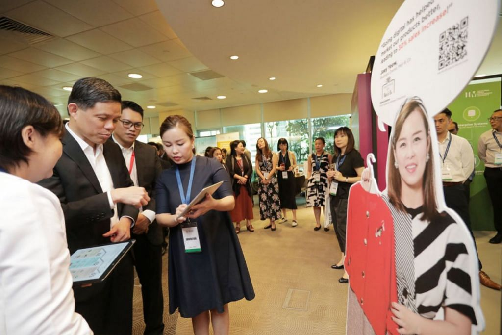 Chun Sing kongsi kejayaan sektor yang dakapi teknologi tingkat produktiviti