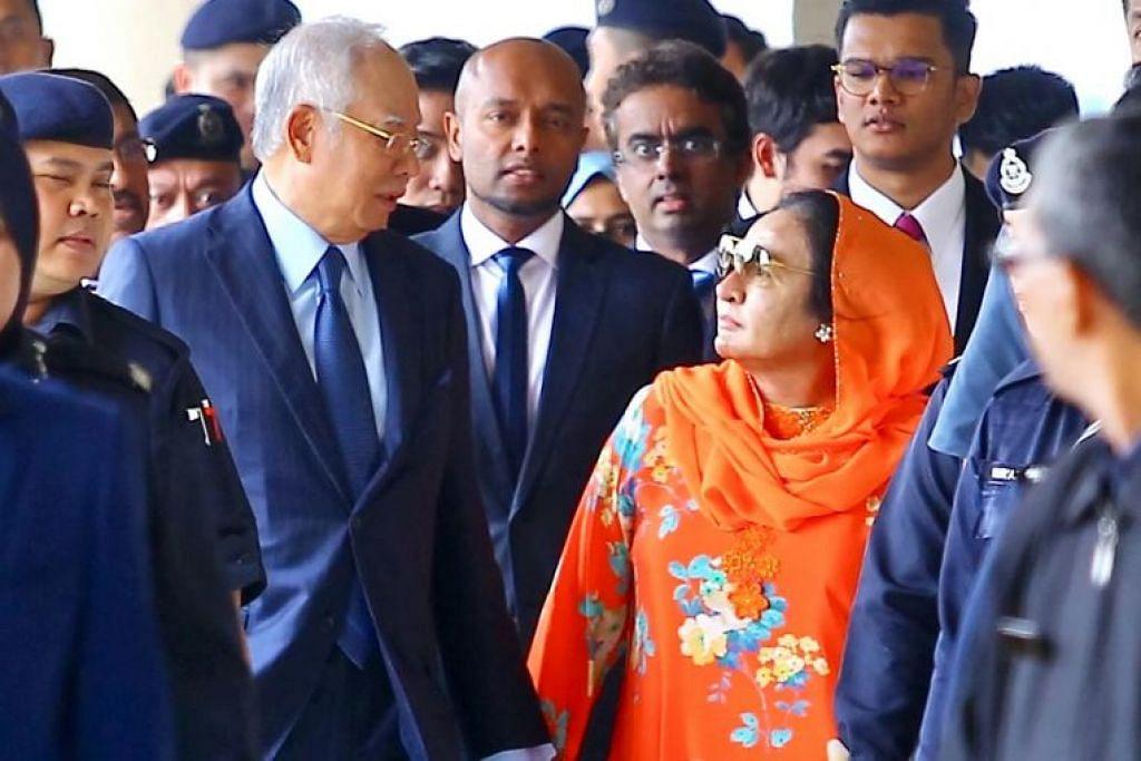 Pemimpin Negri Sembilan menarik semula gelaran Datuk Seri Utama yang ia beri kepada bekas perdana menteri Malaysia Najib Razak serta gelaran serupa yang diberi kepada isterinya Rosmah Mansor.