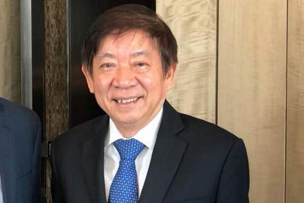 Menteri Pengangkutan, Encik Khaw Boon Wan