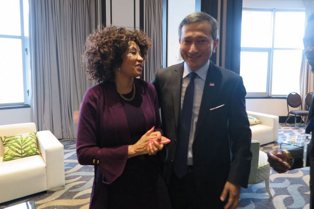 Visit by Minister for Foreign Affairs Dr Vivian Balakrishnan to South Africa (1 to 2 November) and Bangladesh (3 to 4 November)
