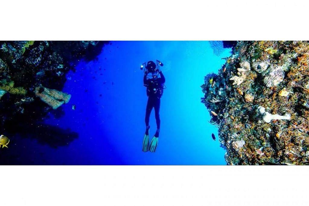 WAKATOBI: Terletak di Sulawesi Tengara, Wakatobi (singkatan nama bagi pulau Wangi Wangi, Kaledupa, Tomia dan Binongko) merupakan terumbu karang kedua terbesar di dunia meliputi kawasan 1.4 juta hektar. - Foto KEMENTERIAN PELANCONGAN INDONESIA