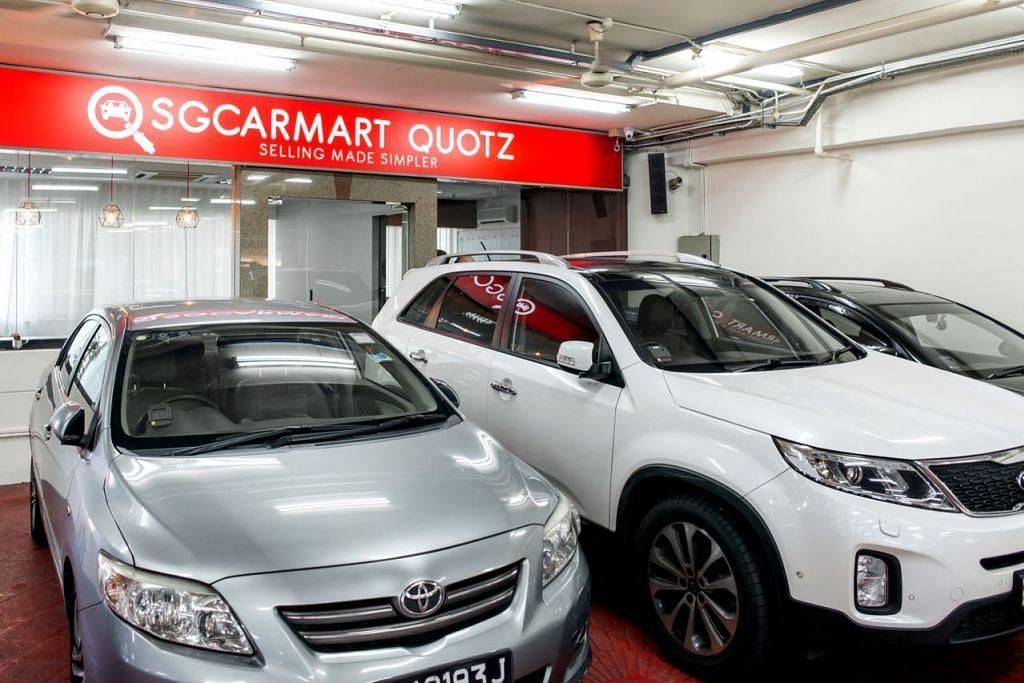 SALURAN PEROLEH PINJAMAN: Syarikat sgCarMart dan sgCarMart Financial Services menawarkan pinjaman lebih cepat, fleksibel dan berdaya saing. - Foto SGCARMART