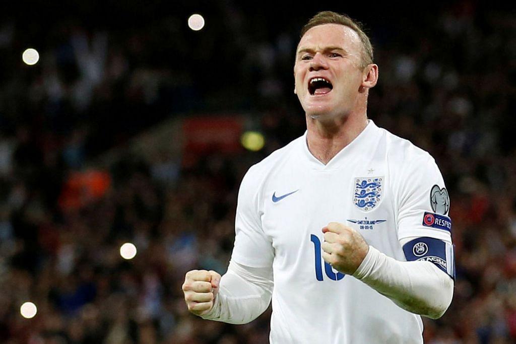 ENGLAND SEKALI LAGI: Wayne Rooney bakal bermain untuk England buat kali terakhir dalam satu perlawanan antarabangsa menentang Amerika Syarikat pada 15 November ini. - Foto fail REUTERS