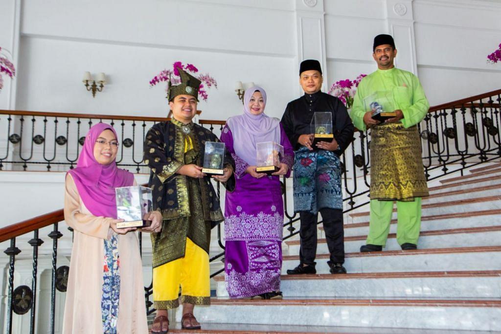 AGAB 2018 - Anugerah Guru Arif Budiman