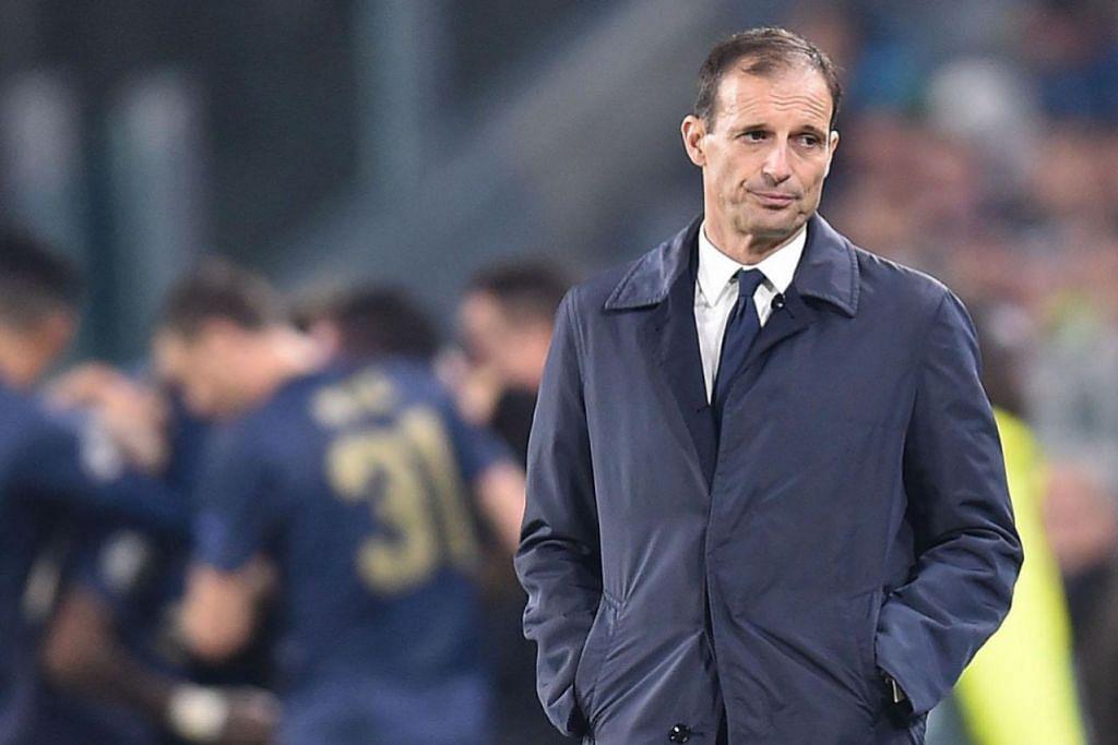 Pengurus Juventus gesa anak buah kekal kemenangan di Serie A