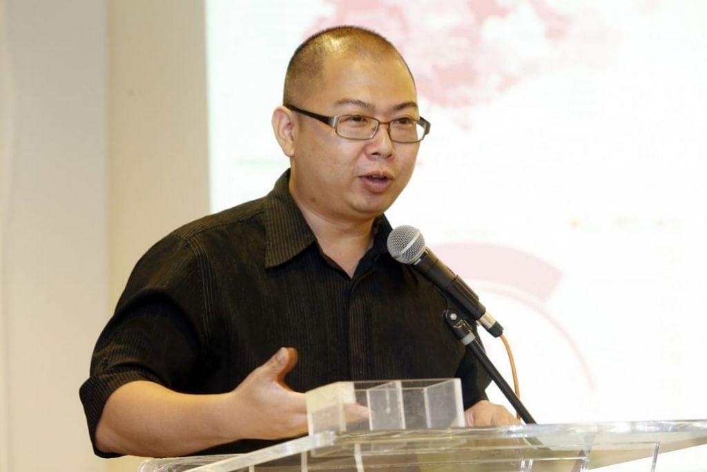 Komputer di rumah Encik Terry Xu, Ketua Editor The Online Citizen dirampas polis.