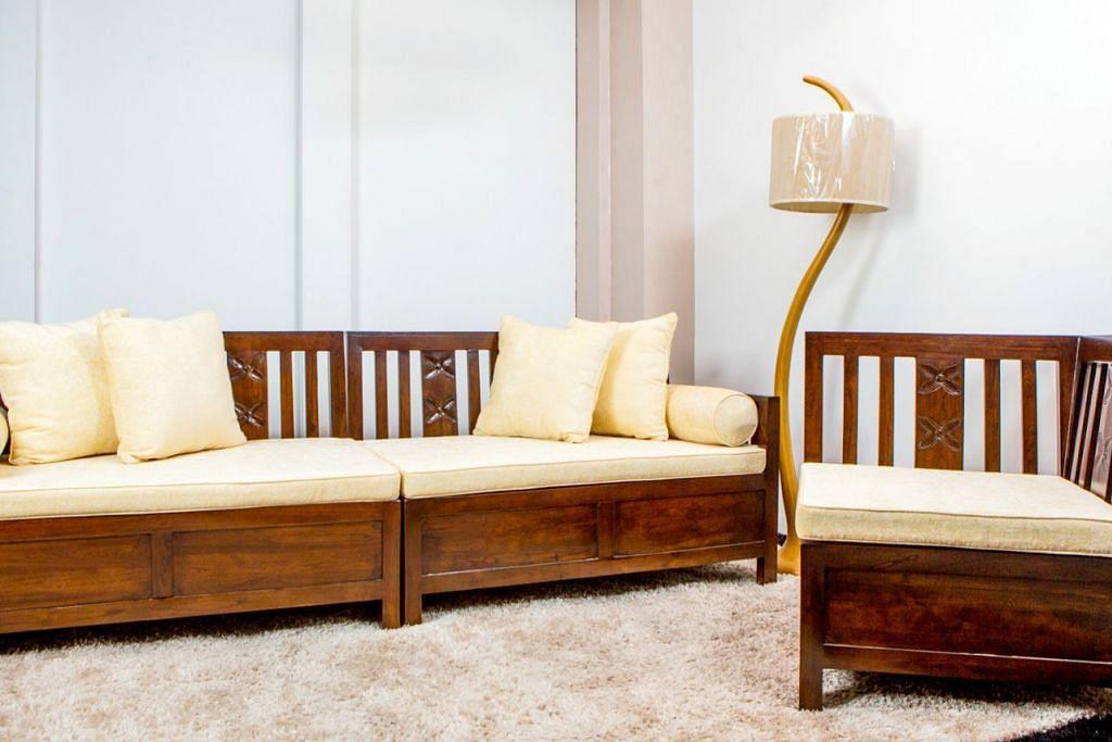 BERMUTU: Perabot Home Wellness Furniture bermutu tinggi sehingga syarikat itu telah memenangi beberapa anugerah yang mengiktiraf mutu barangan mereka. – Foto HOME WELLNESS FURNITURE