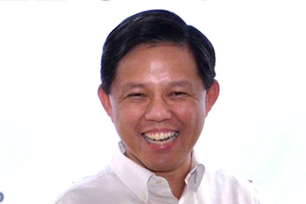 Chun Sing berkaliber, banyak pendedahan