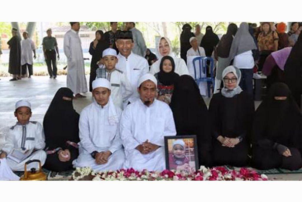 Wiranto nafi anak sertai kumpulan radikal