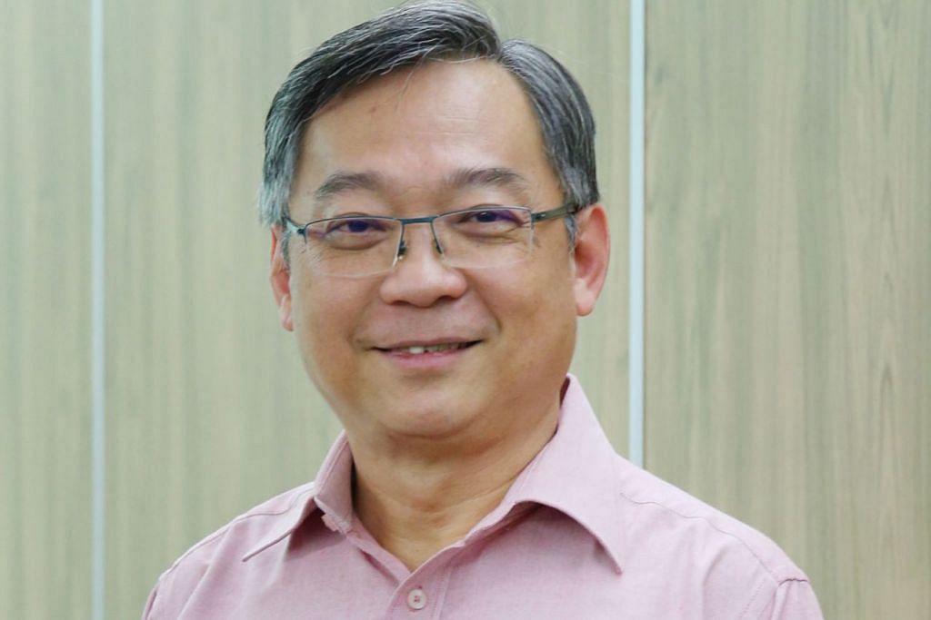 Menteri Kesihatan, Encik Gan Kim Yong