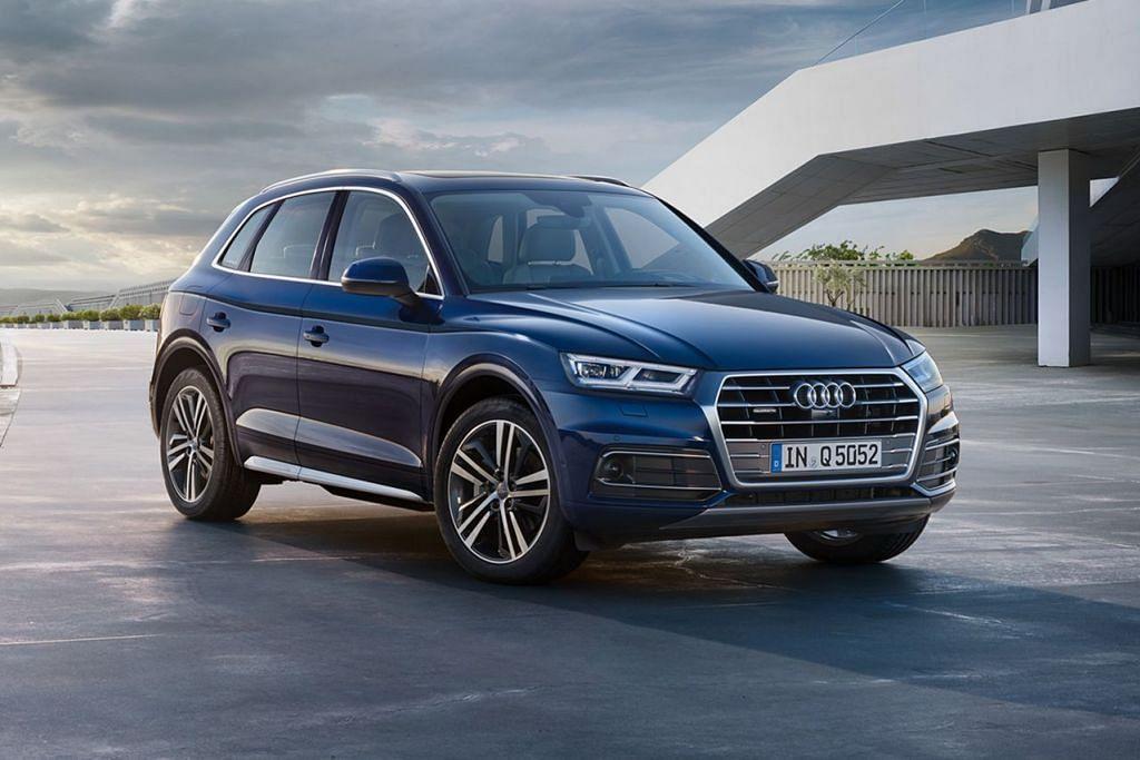 SUV BARU: Audi Q5 menggabungkan kemudahan teknologi IT, sistem audio bermutu tinggi dan kejuruteraan automobil demi memberi pengalaman memandu yang selesa. - Foto AUDI