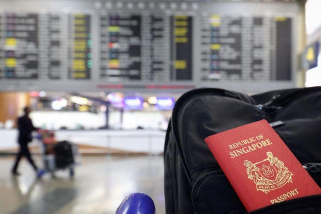 Penumpang dari Singapura dan Korea Selatan tidak lama lagi boleh menggunakan pintu masuk ePasport apabila mereka ke UK.