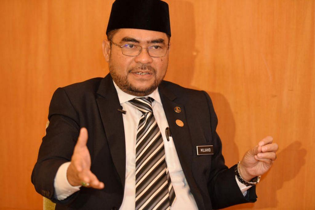Datuk Seri Dr Mujahid Yusof  Foto: STAR MEDIA GROUP
