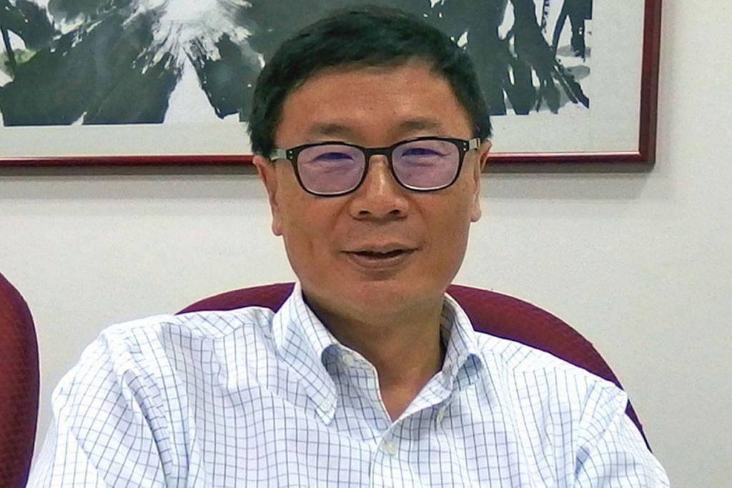 Naib Pengerusi, Lembaga Perubatan (Penyelidikan) IMH, Profesor Chong Siow Ann