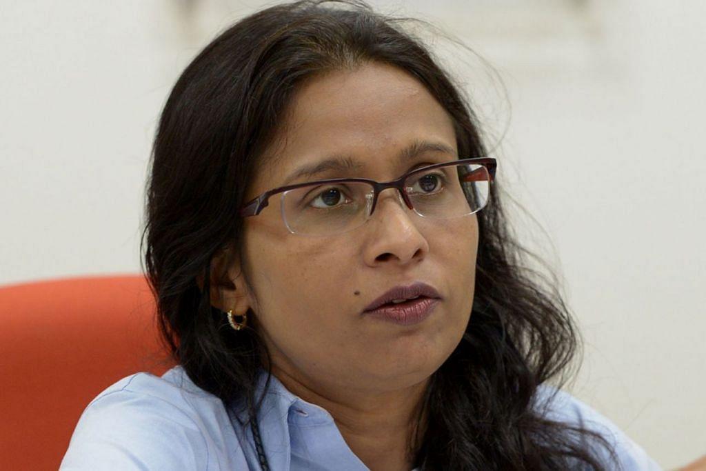Pengarah Divisyen Penyelidikan Institut Kesihatan Mental (IMH), Profesor Madya Mythily Subramaniam